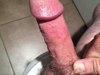 I get so hard when thinking about a threesome of fucking a new partner for the first time.
