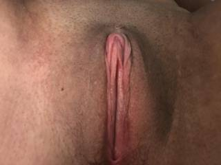 shaved my pussy today in the shower
