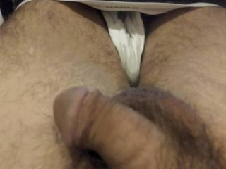 MY wife wants Me to suck my first cock Should I and if so big small black or white