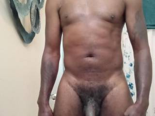 My hard dick may not be big and long enough for some people but it gets the job done