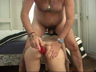 great but sad for me, I have only a short and little dick to show her , small like you I think, is she likes small cock like mine to have fun ?