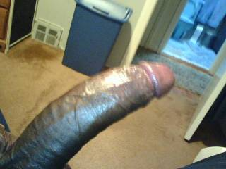 Do you think you could fit all of your BBC inside my hot white pussy???
