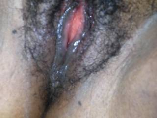 Oh my, that is one good looking pussy. Your pussy lips beautiful and I would run my tongue all along your lips, circling around your clit and eat you out. My tongue will be all over your beautiful pussy