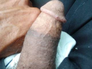 I would Love to take your BLACK Cock into my Mouth and Slowly SUCK on it and make it as HARD as a Rock. Then I would continue to SUCK on it and make you CUM in my Mouth. Then to show you how much I enjoyed giving you Oral SEX, I would Gladly SWALLOW all of your warm SEED.. YUMMY... You are in a position to make this a REALITY for both of us.. I am waiting!!  Love and Kisses, Maryann