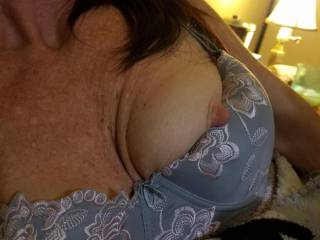 I love small adorable tits with little small hard nipples do you suppose I could get a Hell Yeah if you feel the same?