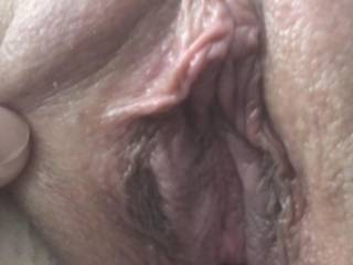 My 38 yr old girlfriends perfect delicious little pussy. WOW right?