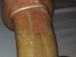 Met this guy for dinner while hubby was at a business presentation. Asked hubby if I could take him back to our hotel... he fucked me so good even picked me up and pushed me up against the wall! Loved his girth can you see how excited I was?