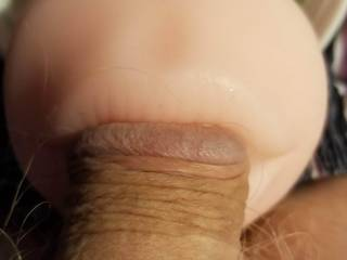on out first date, her first blow job. Only a little bit in and she spit it out