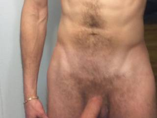 would any ladies like to bend over and have me slide in your pussy nice and slowly?