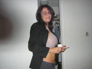 Sooooooooo Hotttt n' Sexy!  Love to cum join you and seduce her for hours and hours of carnal adventure....
