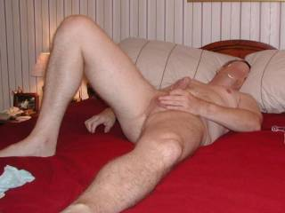 imagine my naked boy laying on top that cock planted deep in my pussy me slowly humping up n down how long would you last