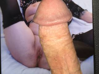 My cock for a friends sweet pussy.