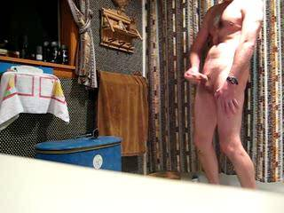 Spraying my huge load across the room as I release the pressure from my tight balls. Please feel free to add your input and if you like what you see there\'s always more cum to shoot.