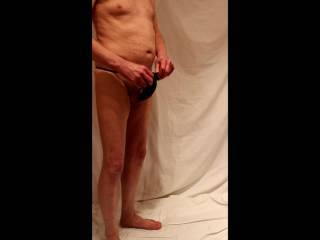 Further revelations from inside the black thong