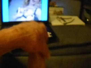 watching a Nina Hartley Porn Star Video