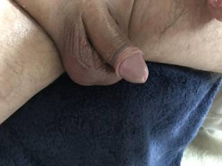 Shaved, Oiled, Cock, Oily play is always a pleasure and easy to get carried away!