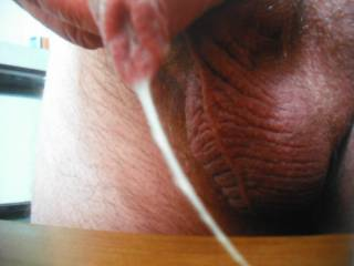 I love wanking and shooting my load. The sensations that course their way through my prick as I unleash my thick hot cream is one of the greatest pleasures ever known to man