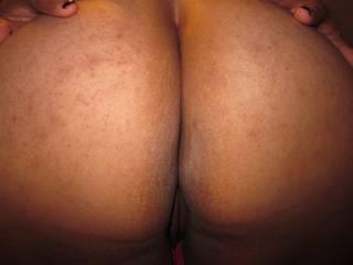 My Wifes big butt