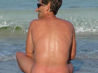 my nudist beach photo