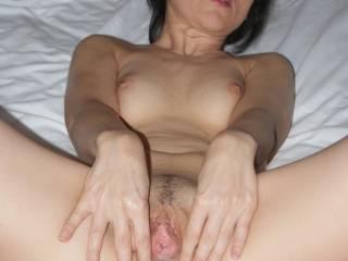 ...naked