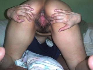 I think I want to slide my big hard cock into that sweet pussy!
