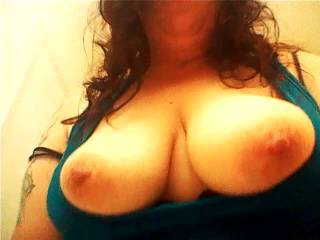 MMmmm damn. Those are some very beautiful breasts there hun;) Would love to suckle on your nipples and all over your melons until you cannot take it anymore..?;)