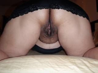 Hubby got me wet and horny by taking these nude pics.  Its OK...I got fucked good afterwards!
