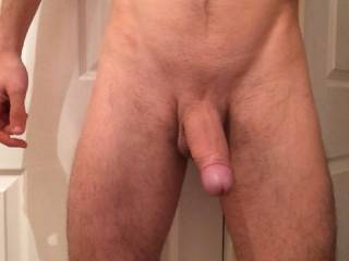 would suck your clean shaven balls for you