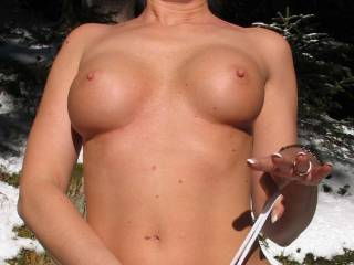 I had to come back for another look because you are just so sexy!!! You have absolutely amazing tits and those perky nipples are such a turn on!! Got me rock hard thinking about what I would like to do to that hot body!!