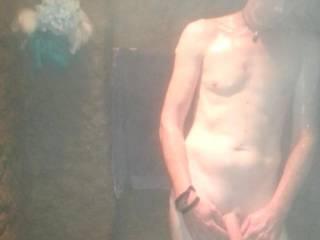 Shower scene Hot nd relaxin