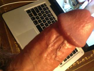 pumping my cock over you again CFCAT. hope you like ; )