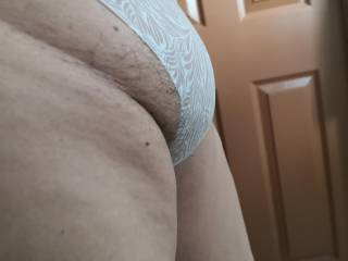 Feeling like showing you how my pussy mound is. Sometimes I feel like It is too big and men are always looking at me