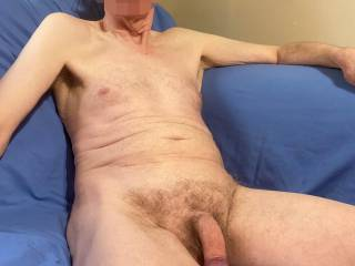 Now that you have drained me would you like to suck me clean?