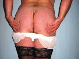 I\'m being naughty again.  Probably need a good spanking.  What do you think?