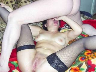 mmmm that pussy and ass are just ready for licking and sucking and tonguing mmmmm