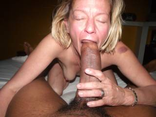 MY FRIENDS SUCKING MY MASSIVE BLACK COCK DURING A RAINY SATURDAY MORNING MOTEL FUCK SESSION