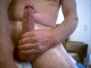 You really should video, would love to see you wanking on that.
