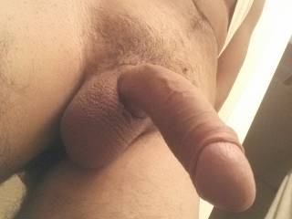 wishing i had someone to suck my juicy cock right now
