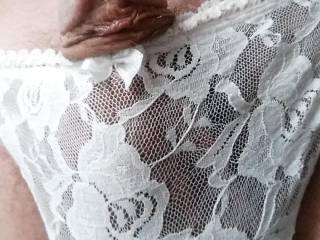 I love pretty panties