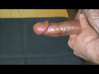 Stroking my Cock. How it became a hobby? Lots of spare time, I guess...