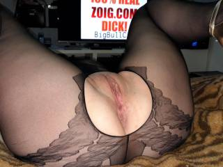 This whore is ready to fuck.