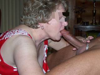 """more cfnm with my bull.  No soft romantic meetings with this guy.  When he comes over he just takes me.  It\'s always nasty and raw.  A girl just needs that sometimes and my husband loves to see me get it that way.  He calls it """"sports fucking"""""""