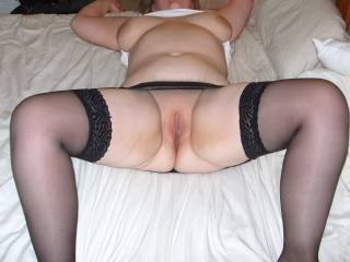 I love bury my cock deep inside you and feel my cum filled balls slapping against your arse. And those tits, wow, so suckable.