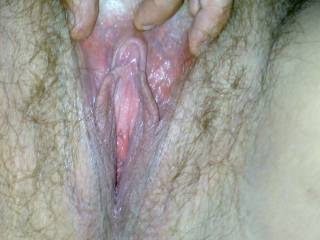 hairy pregnant pussy..