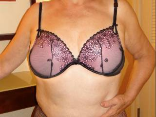 Natalia mexican mature lingerie