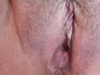 Pussy wet....
