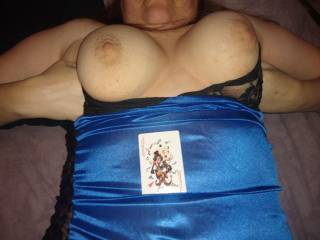 Happy Valentines Day 2021. Mrs. Truck 89 treated Mr. Truck 89 to a sexy show and some sexy sex. Joker these tits are missing your touch and lips. Enjoy. We love you comments and thoughts. hoping to meet several new and old playmates soon.