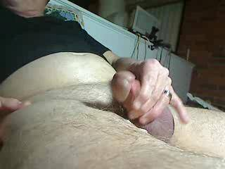 Cool! There's nothing like jerking off! Love the way you please your cock & balls!