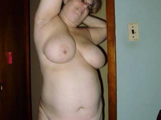 Sexy lady.