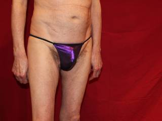 I think this thong is keeping my 'secrets' quite well, don't you?